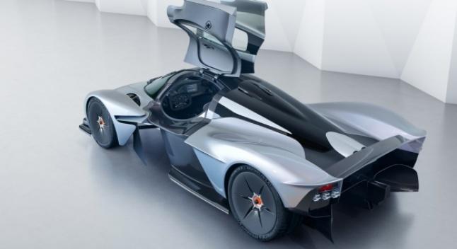 Aston Martin Valkyrie-ს სავარაუდოდ 1130 ცხენის ძალა ექნება
