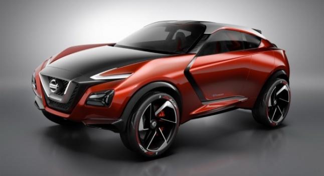 მეორე თაობის Nissan Juke 2019 წლის დასაწყისში გამოჩნდება