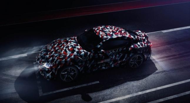 2020 წლის Toyota Supra-ს დებიუტი იანვარში შედგება