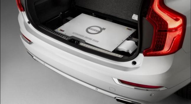 Volvo და Nvidia ხელოვნურ ინტელექტზე დაფუძნებული კომპიუტერის შექმნაზე მუშაობენ