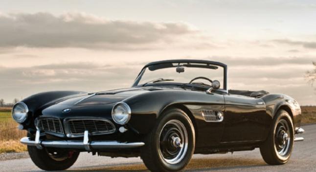 ალბერტ გოერტსი – BMW 507 დიზაინიდან როიალამდე