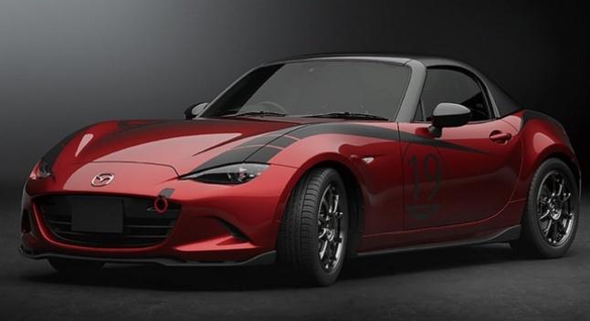 ტოკიოს ავტოშოუზე Mazda რამდენიმე ახალ მოდელს წარმოადგენს