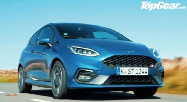 ახალი Ford Fiesta ST წინაზე უკეთესია, მაგრამ არა ისეთივე დახვეწილი