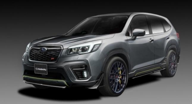 იანვარში Subaru ახალი Forester-ისა და Impreza-ს კონცეპტებს წარმოადგენს