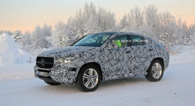 2020 Mercedes-Benz GLE კუპე კონკურენციას BMW X6-ს გაუწევს