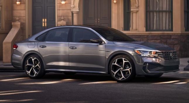 2020 წლის Volkswagen Passat-ი სრულიად ახალი დიზაინითა და მახასიათებლებით