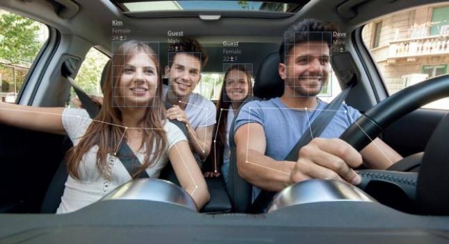 მანქანის მონიტორინგის სისტემა, რომელიც ამოიცნობს მგზავრის ასაკს, გენდერს, წონას და სხვა მრავალ დეტალს