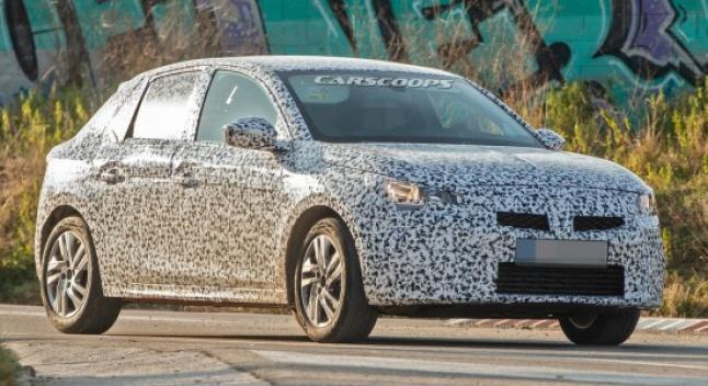 2020 წლის Opel Corsa სრულიად შეცვლილია - დებიუტი წლის ბოლოს შედგება