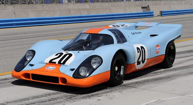ლეგენდარული Porsche 917 - დაბადებული გამარჯვებისთვის