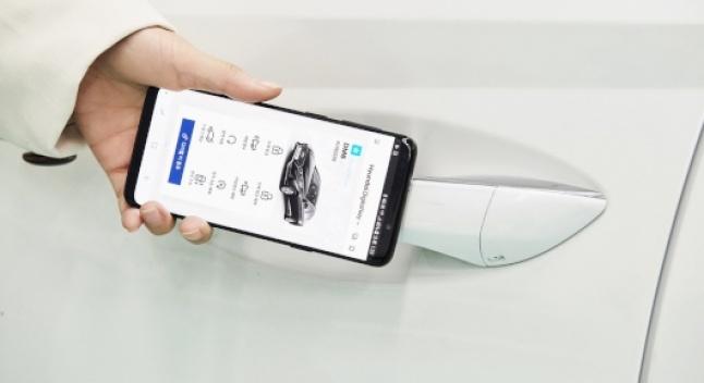 2020 წლის Hyundai Sonata ციფრული გასაღებით იქნება აღჭურვილი, რომელსაც სმარტფონში ჩამოტვირთავთ