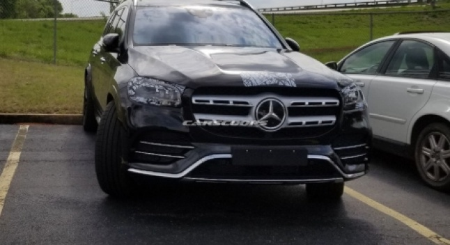 ალაბამაში 2020 წლის Mercedes-Benz GLS-ი კამუფლაჟის გარეშე შენიშნეს
