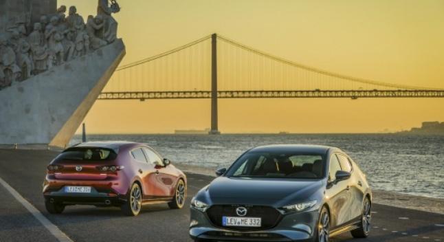 სავარაუდოდ, Mazda გაუმჯობესებულ, ტურბოძრავიან Mazda3-ზე მუშაობს