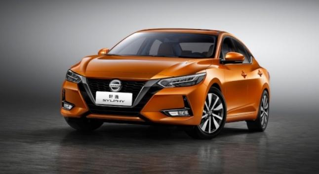 შანხაის ავტოშოუზე Nissan-მა ახალი Sylphy წარმოადგინა