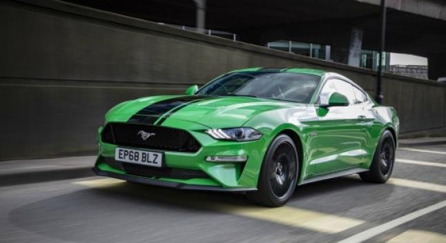 Ford Mustang-ი მსოფლიოში ყველაზე გაყიდვადი სპორტული კუპეა - მეოთხე წელი ზედიზედ