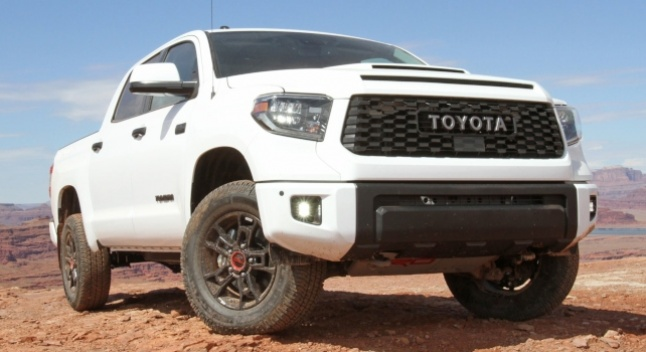 Toyota 12 ახალ ან დიზაინირებულ მოდელზე მუშაობს, მათ შორის არის Tundra-ც