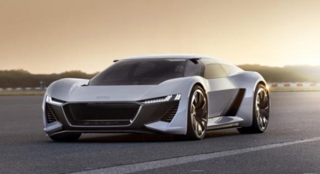 Audi-მ სავარაუდოდ მუშაობს ახალ E-Tron GTR-ზე, რომელიც R8-ს ჩაანაცვლებს