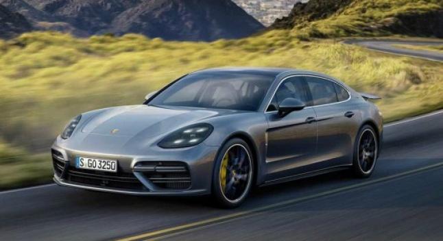Porsche Panamera 10 წლისაა - მოდელის მოკლე ისტორია