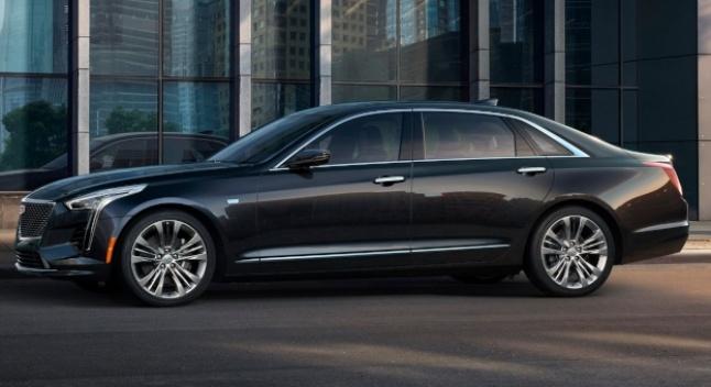Cadillac-მა 2.0-ლიტრიანი CT6-ის წარმოება შეწყვიტა