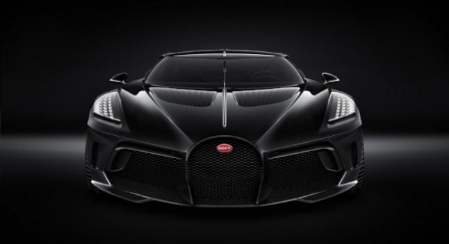 კრიშტიანუ რონალდუმ მსოფლიოს ყველაზე ძვირად ღირებული მანქანა Bugatti La Voiture Noire იყიდა