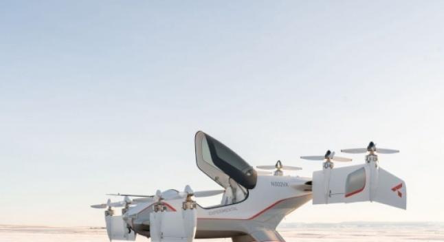 Airbus-მამფრინავი ტაქსი გამოსცადა