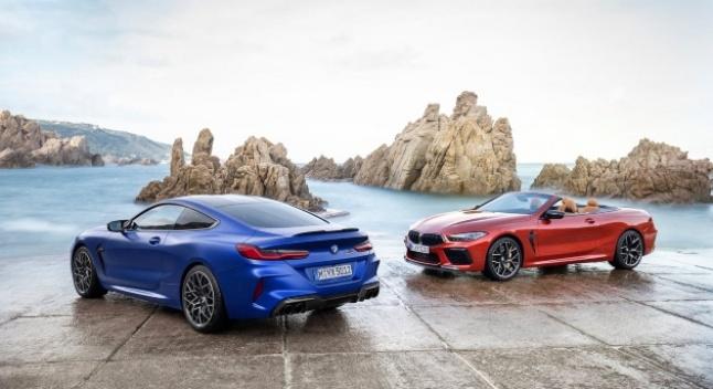 5 მთავარი დეტალი BMW-ს ახალი M8 Coupe-ს, Convertible-სა და Competition-ის შესახებ