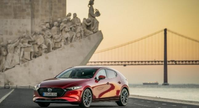 Mazda-ს რევოლუციური Skyactiv-X ძრავა 177 ცხენის ძალითა და CO2-ის საოცრად დაბალი გამოყოფით