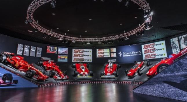 ავტორბოლაში მონაწილეობის 90 წლისთავს Ferrari სპეციალური გამოფენით აღნიშნავს