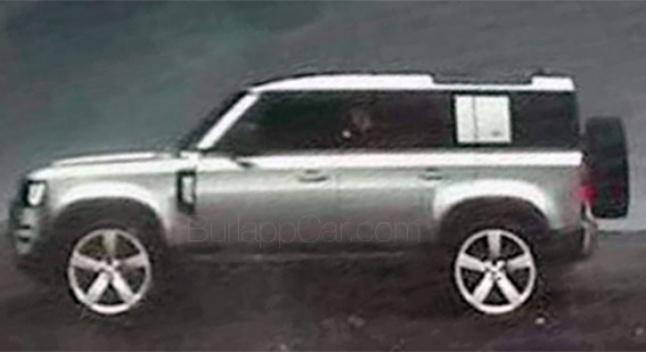 როგორი იქნება 2020 წლის Land Rover Defender-ი