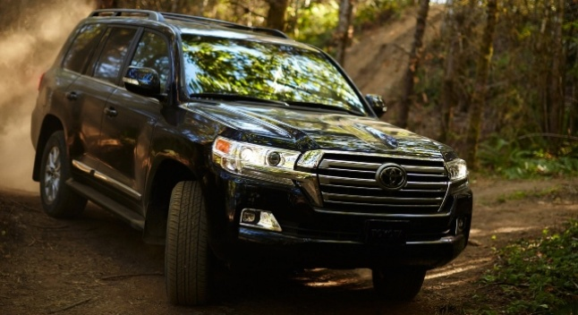აპირებს თუ არა BMW შექმნას Toyota Land Cruiser-ის საკუთარი ვერსია