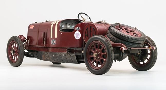 უნიკალური Alfa Romeo Sotheby's-ს აუქციონზე