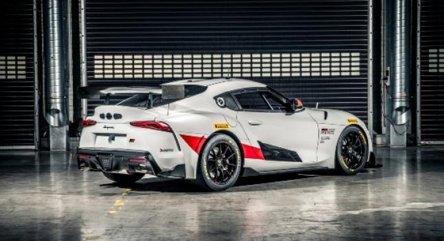 Toyota 2020 წელს GR Supra GT4-ს გამოუშვებს