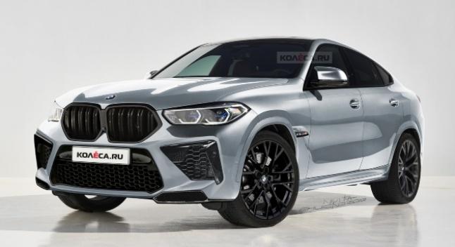 როგორი იქნება 2020 წლის BMW X6 M