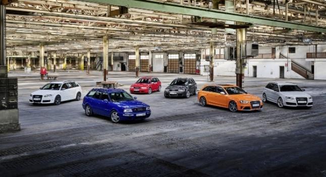 Audi RS მოდელების 25 წლისთავს აღნიშნავს და 2019 წელს ორ ახალ მოდელს აანონსებს