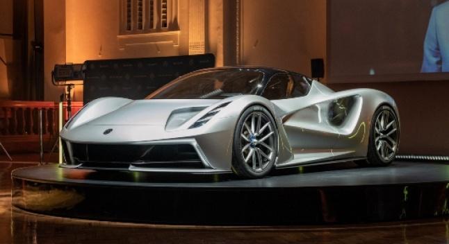 მომავალ წელს Lotus-ის კიდევ ერთი ახალი სპორტული მანქანა გამოჩნდება