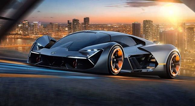 """Lamborghini-ს მომვლის სუპერქარი """"თვითგანკურნებადი"""" კორპუსით"""