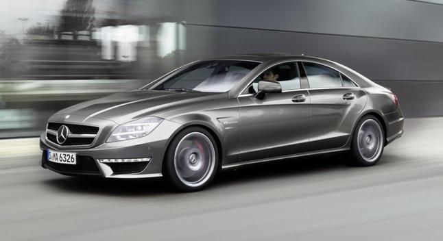 ოთხკარიანი კუპეების ფუძემდებელი Mercedes-Benz CLS