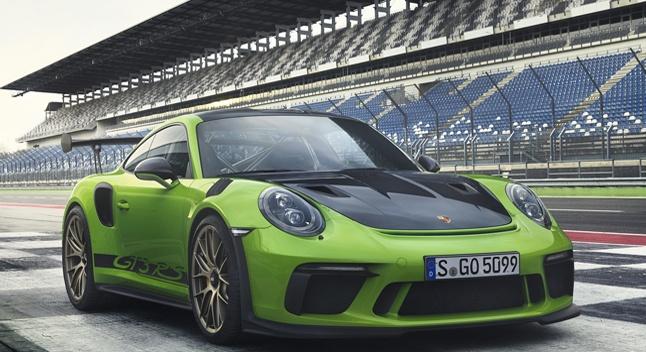 100 კმ/სთ 3,2 წამში - გაუმჯობესებული Porsche 911 GT3 RS