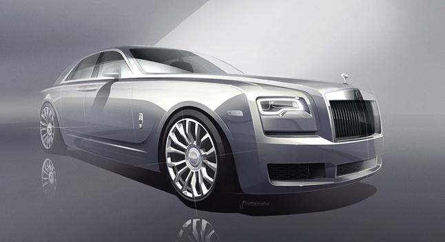 "Rolls-Royce-ი ""ვერცხლისფერი მოჩვენების"" უნიკალურ სერიას დაამზადებს"