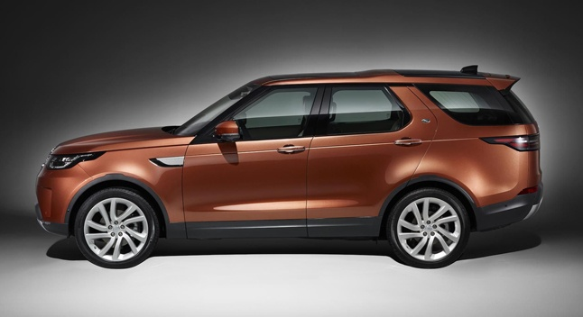 Land Rover Discovery ბრიტანეთში აღარ აიწყობა