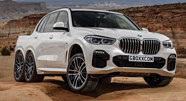 2019 წლის BMW X5-ს ვირტუალური 6 წამყვანი თვალი ექნება