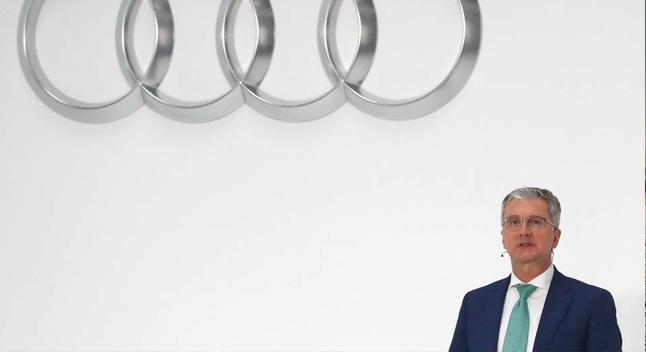 Audi-ს ხელმძღვანელი დიზელის გამონაბოლქვის სკანდალის გამო დააკავეს
