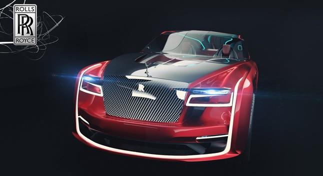 როგორი იქნება Rolls-Royce-ის სრულიად ავტოპილოტი მანქანა