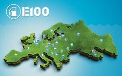 გალფი საერთაშორისო კომპანიის E100-ის პარტნიორი გახდა